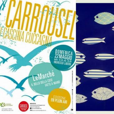 Carrousel in Cascina Cuccagna – Milano 22 maggio 2016